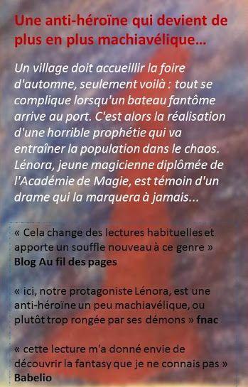 Résumé du livre Horrible prophétie avec ses critiques Achat http - ses resume