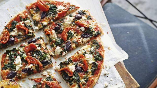 Self-confessed pizza obsessive Pete Evans shares his favourite pizza recipes.
