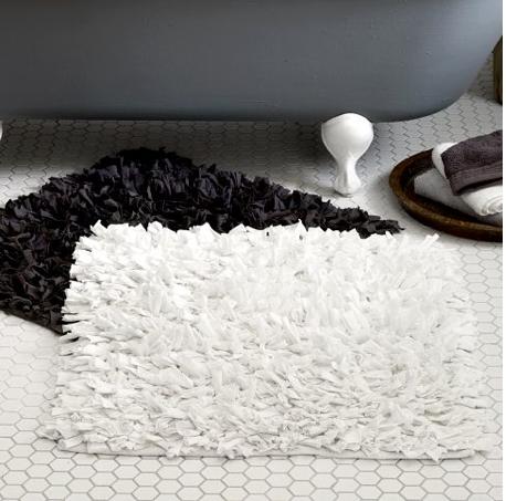 1000 Images About Le Bain On Pinterest   Ruffle Shower Curtains. Black Bathroom Mats   Poxtel com