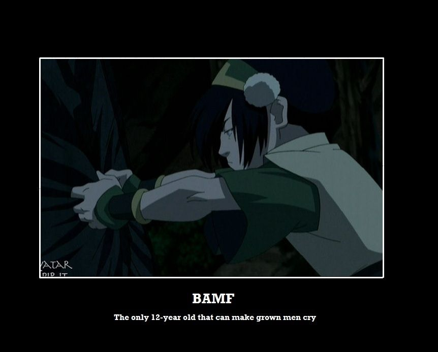 avatar the last airbender funny toph quotes Google