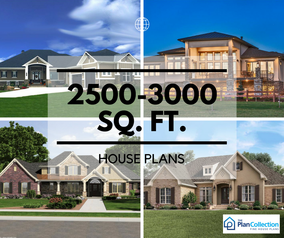 The Benefits Of 2500 3000 Square Foot House Plans Are Virtually Countless But Basically They Can Be Affordable House Plans House Plans Luxury House Plans