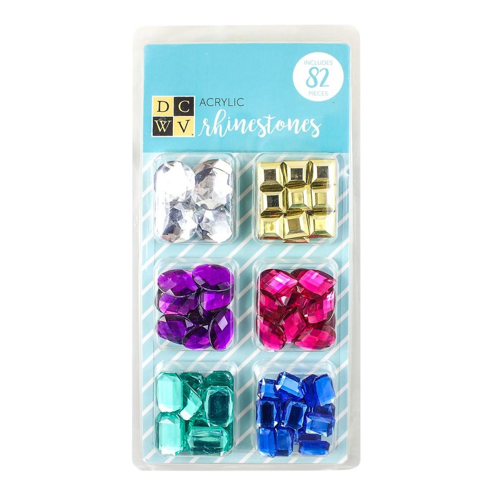 Dcwv Rhinestones, 82ct, Multi-Colored   Pinterest   Products