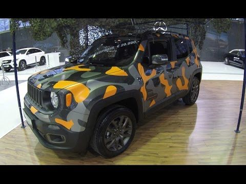 Youtube Jeep Renegade Jeep Camping Jeep Mods