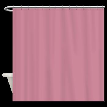 Solid Puce Shower Curtain #deeppink #reddish | Cafepress Gift ...