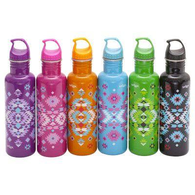 Smiggle Squishy Water Bottle : Spirit Stainless Steel Bottle from Smiggle birthday prezents Pinterest Stainless steel ...