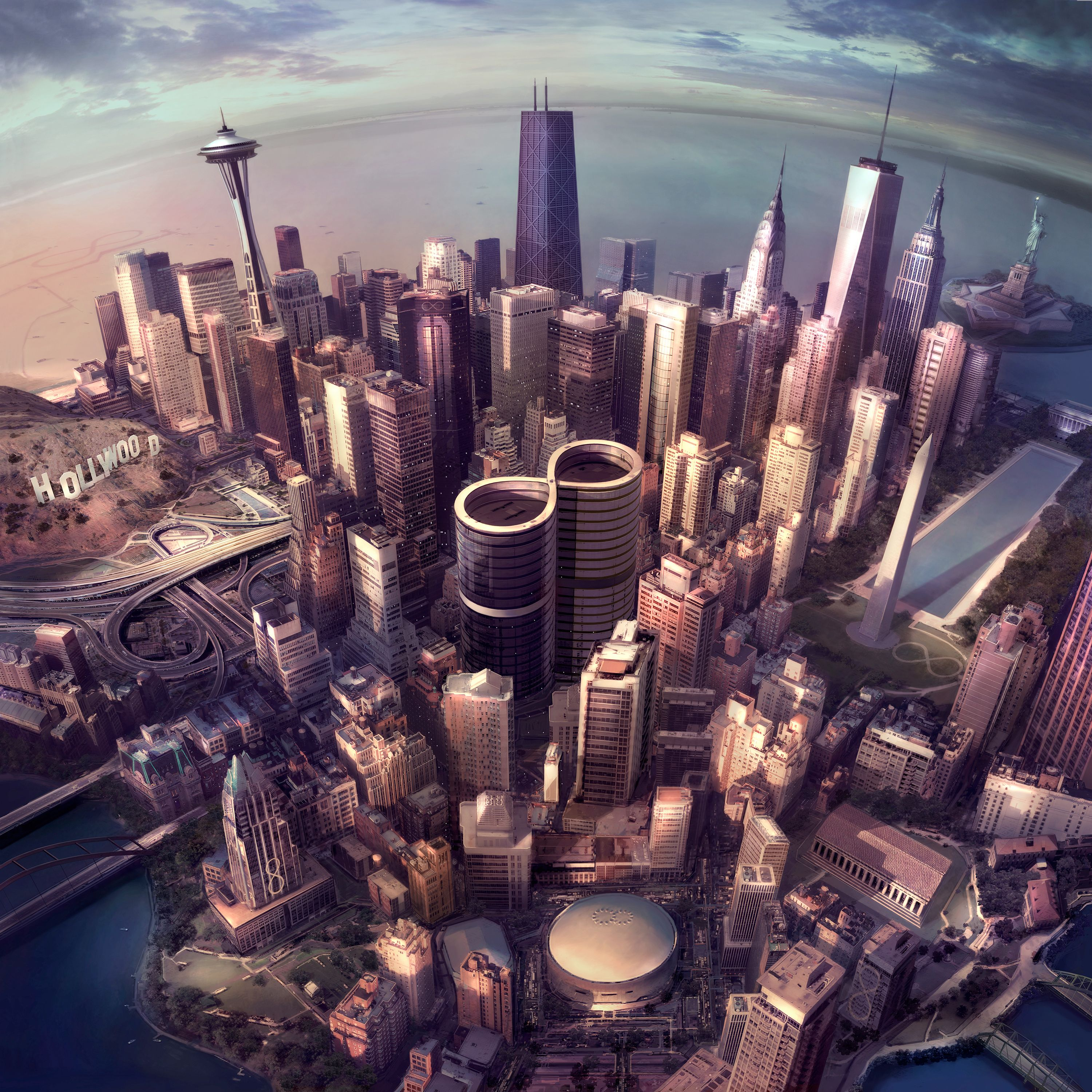 Cover for sonic highways by foo fighters how many infinity symbols cover for sonic highways by foo fighters how many infinity symbols can you locate biocorpaavc Gallery