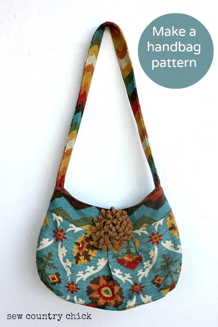 Make a Handbag Pattern