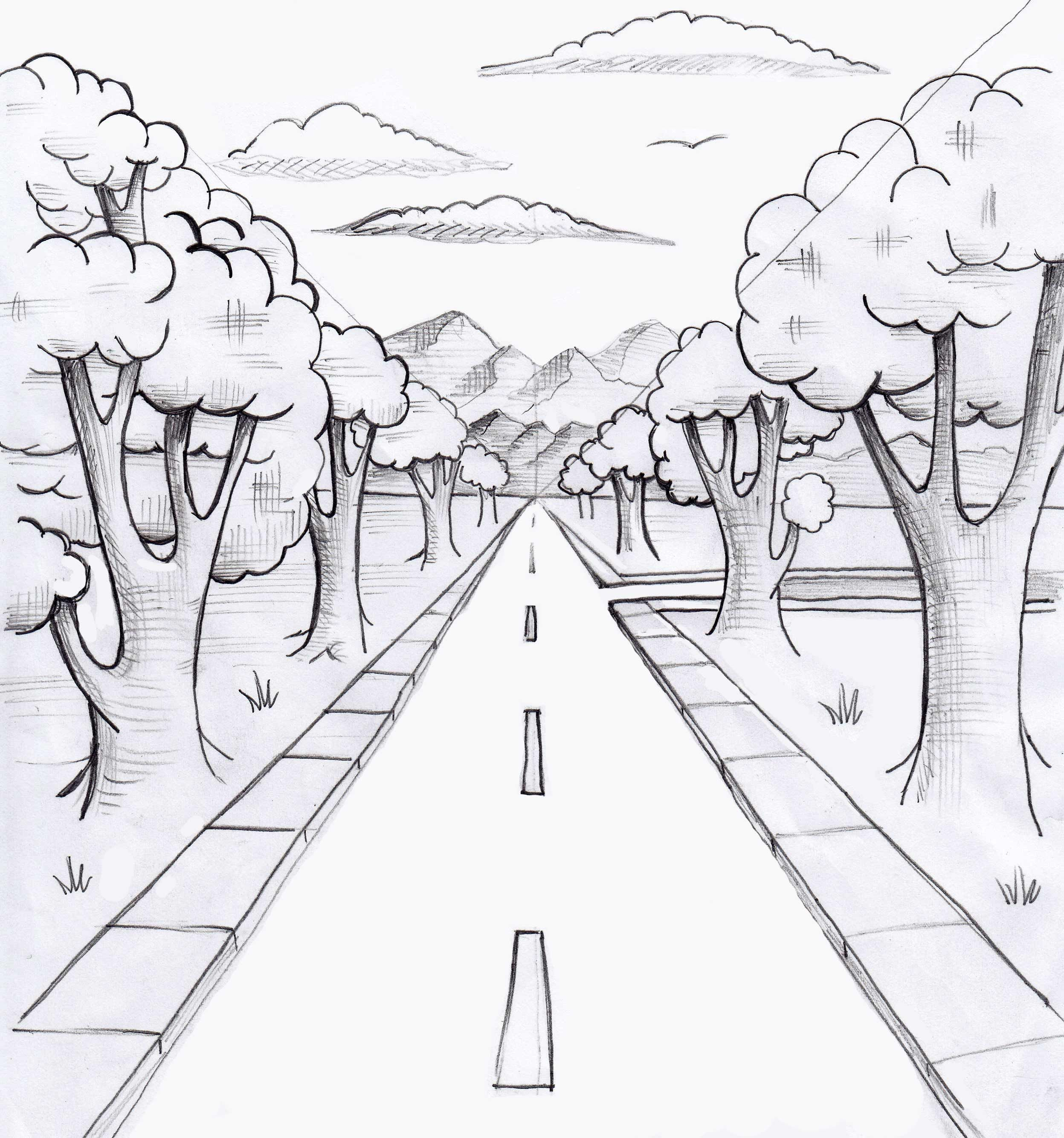 Perspective 101 #artanddrawing