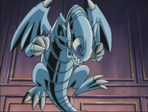 The Blue Eyes Toon Dragon 3 3 Cute Monsters Yugioh Anime