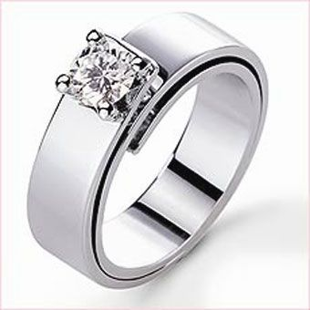 Engagement Ring With Wedding Band And Anniversary 13