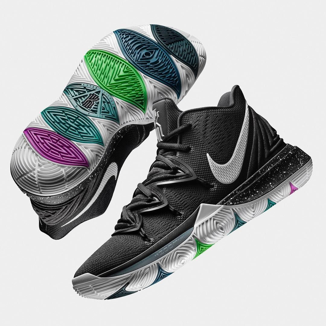 "8cacad663e2b The Nike Kyrie 5 ""Black Magic"" releases on 11 22 (12 6 in China). For a  detailed breakdown of Kyrie Irving s newest signature shoe"