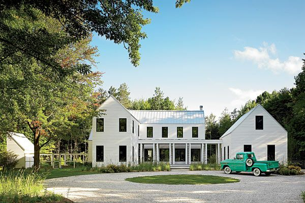 Fgh Architects Traditional Vacation Home With A Modern Twist Vacation Home Dream House Exterior Farmhouse Design