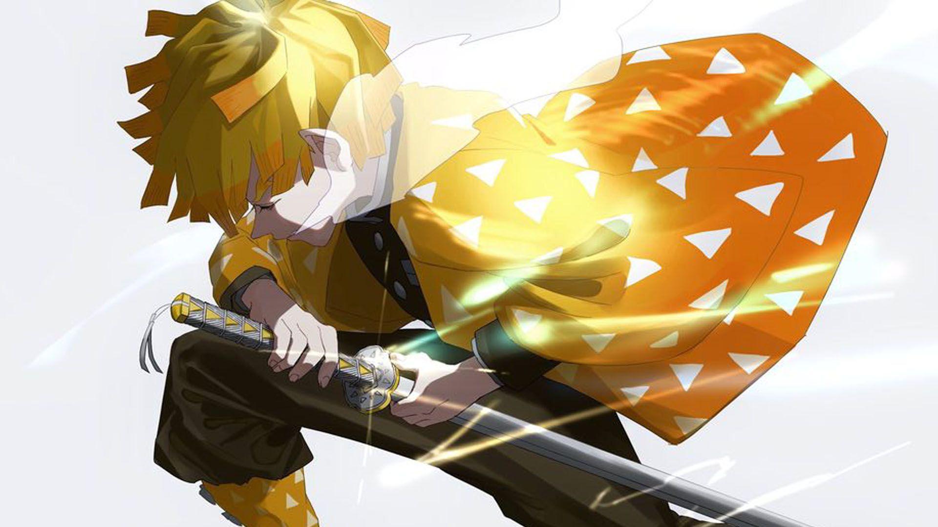 Pin Di Kimetsu No Yaiba Mobile Wallpaper Download wallpaper anime pedang