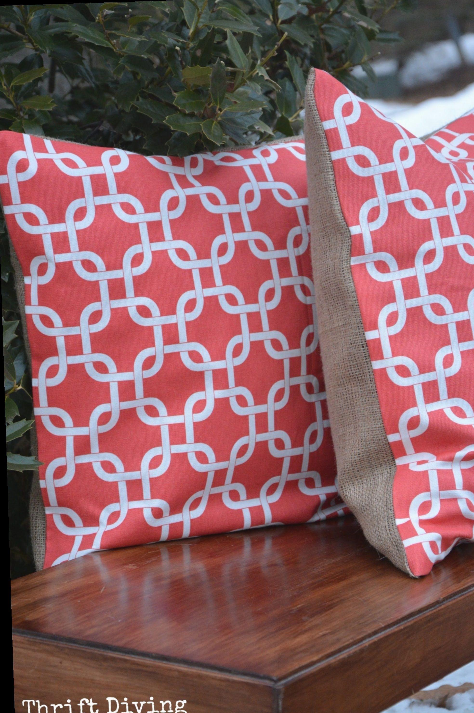 11 Diy Pillows No Sew Simple 11 Diy Pillows No Sew Simple 11