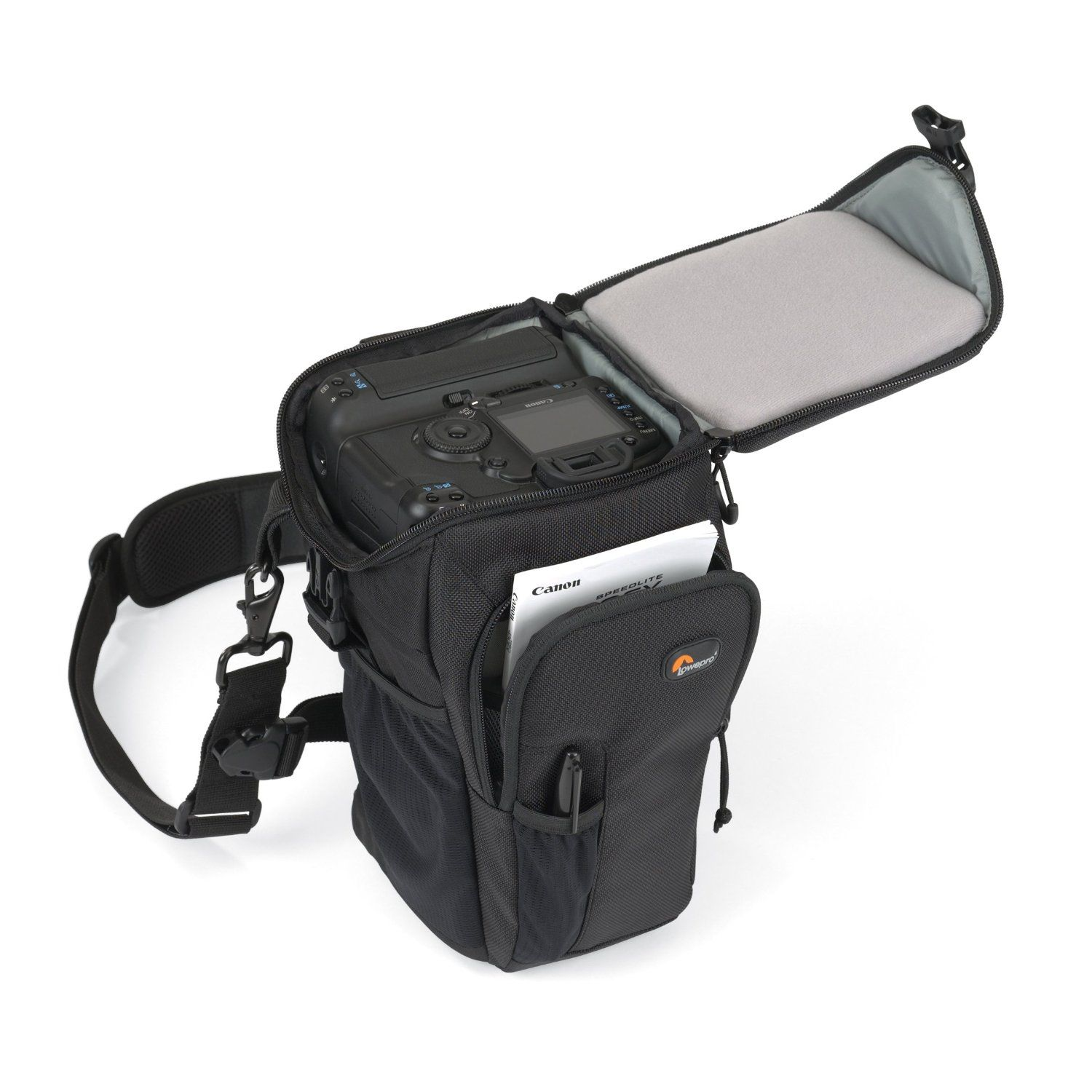 Lowepro Toploader Zoom 45 Aw Camera Bag 8495 This Item Ships 50 Ii Blue Amazon