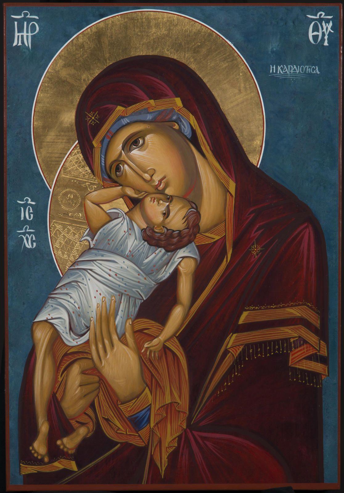 Theotokos by Fr. Damian Higgins