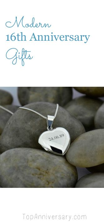 Themed 16th Wedding Anniversary Gift Ideas | Anniversary gifts ...