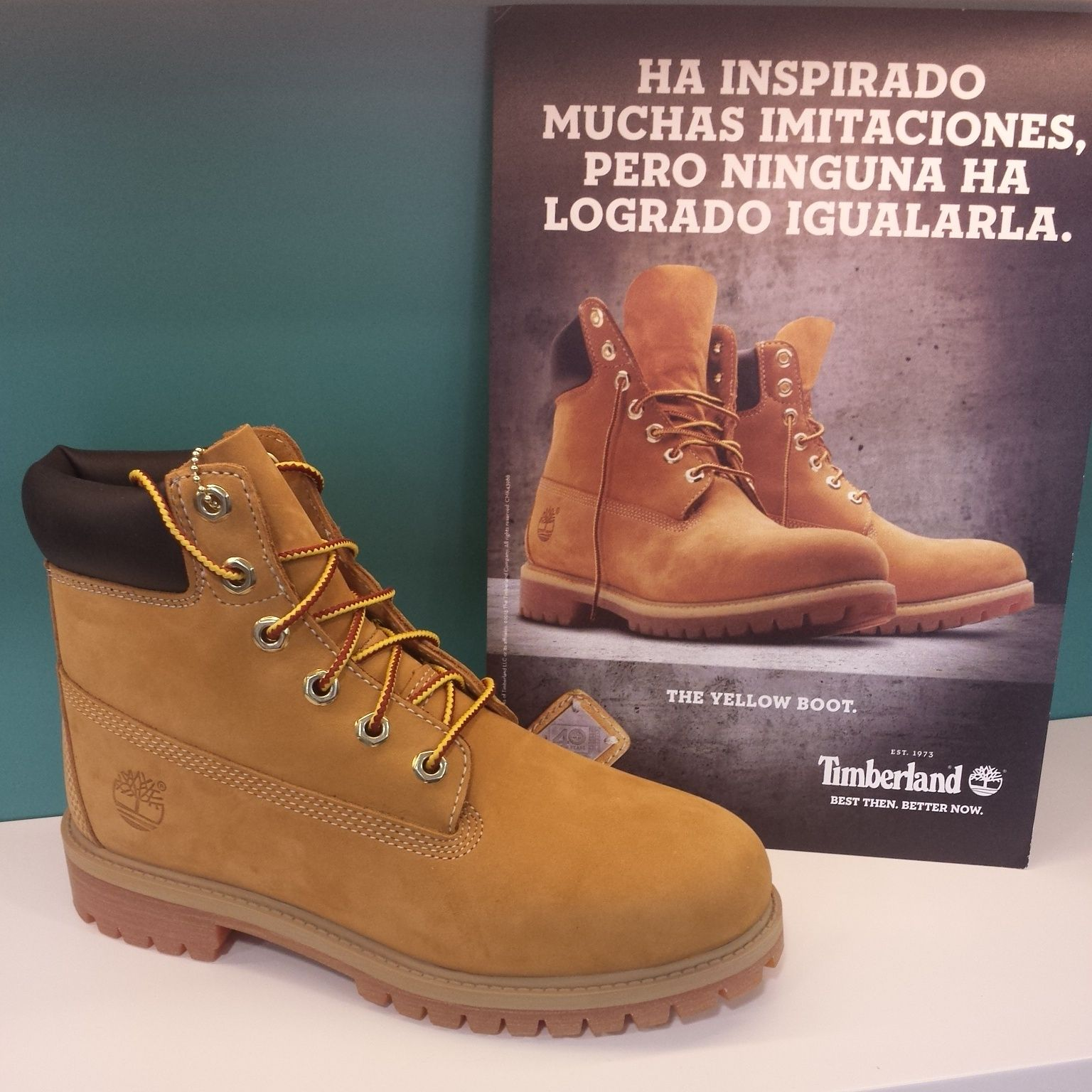 7324ce2293054 Timberland   la ORIGINAL bota amarilla   ha inspirado muchas imitaciones