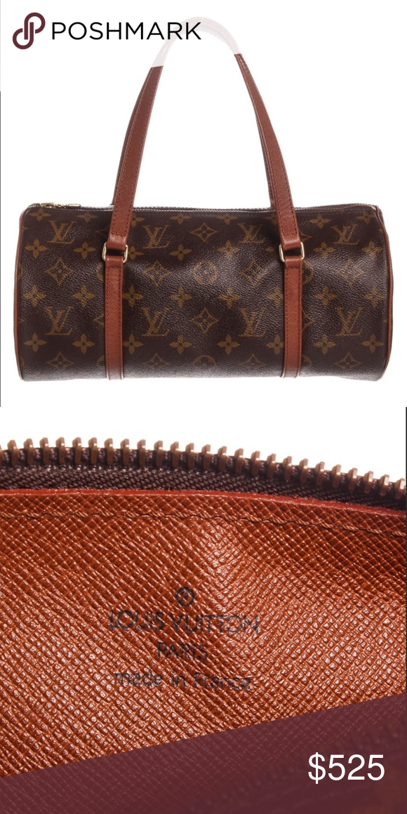 6e7313769562 💫JUST IN! LOUIS VUITTON Papillon 26 Monogram Bag Gorgeous Papillon 26 Authentic  Louis Vuitton