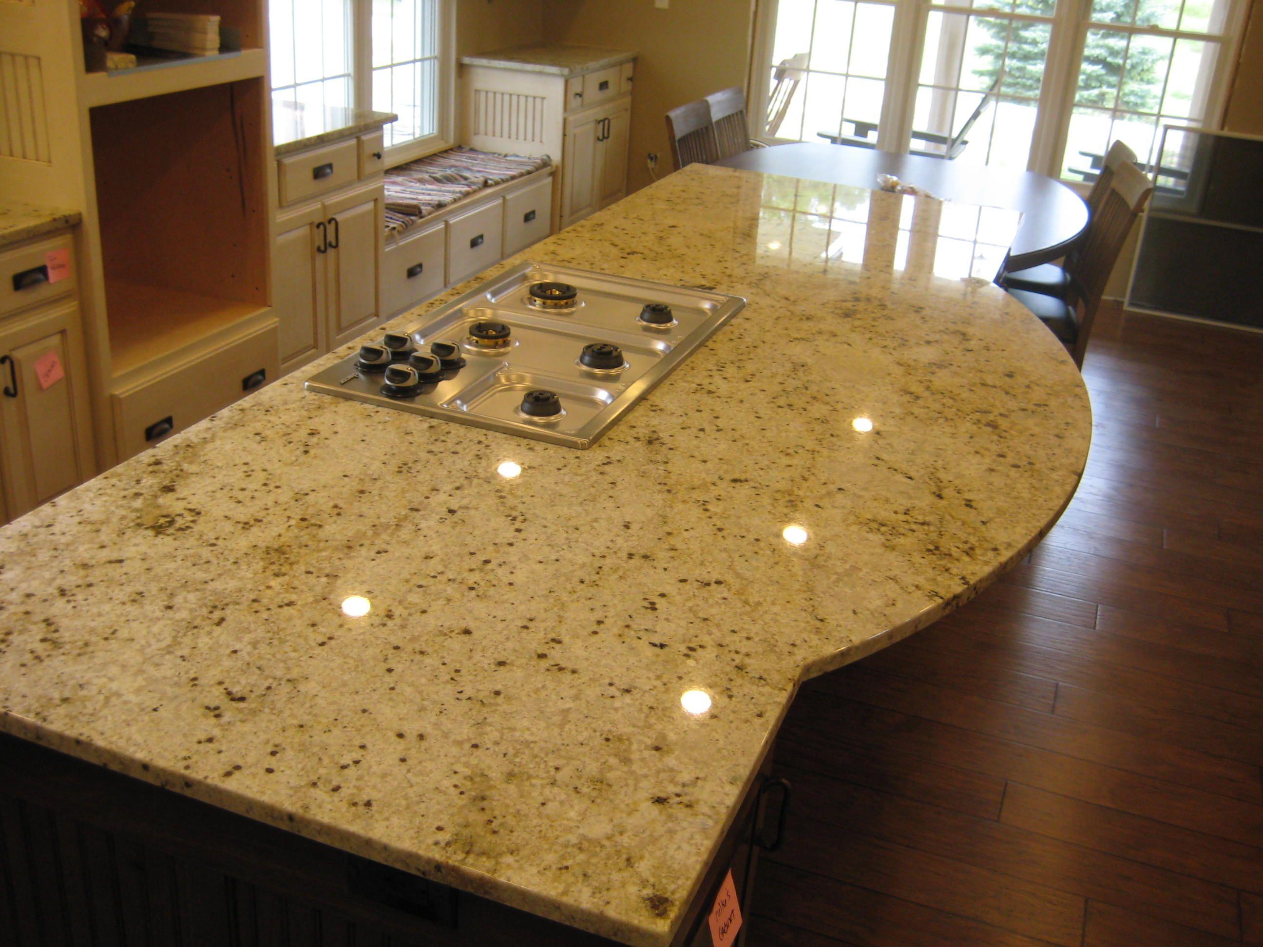Perfect Granite · Colonial Gold ...