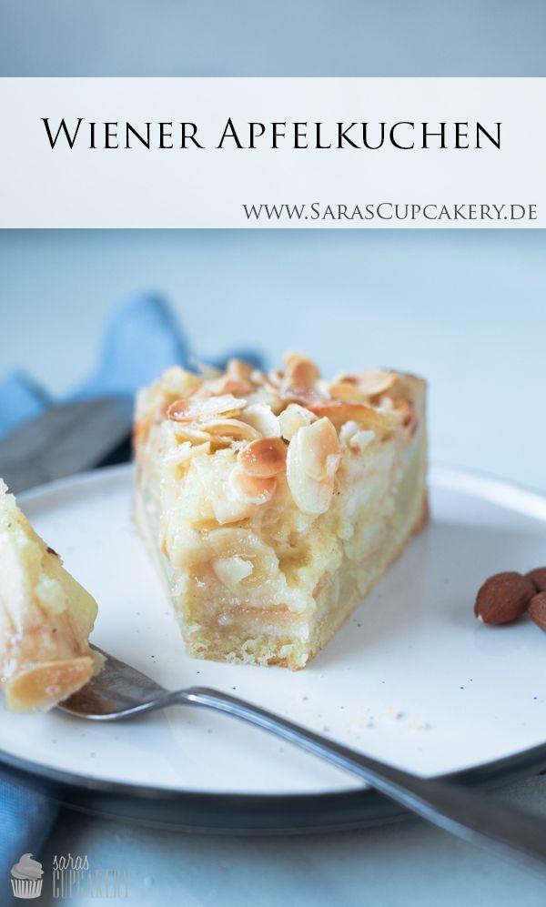Viennese apple pie -  Apple, almond, vanilla and cinnamon. This delicious Viennese apple pie is ready  - #apple #bakingrecipes #beefrecipes #cleaneatingrecipes #cookingrecipes #lowcarbrecipes #Pie #saladrecipes #shrimprecipes #slowcookerrecipes #summerrecipes #veganrecipes #viennese
