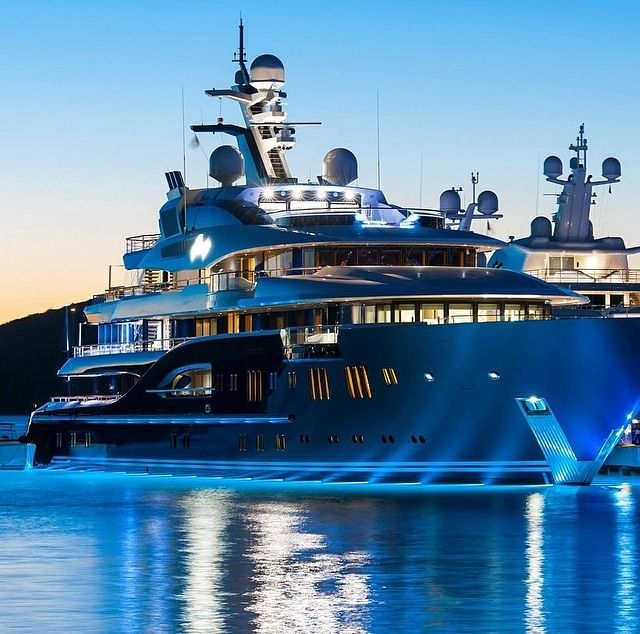 Think Big Yacht Amazing Luxury Awesome Expensive Enormous