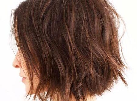 Best 35 Choppy Bob Hairstyles 2019 -   20 popular hairstyles 2019