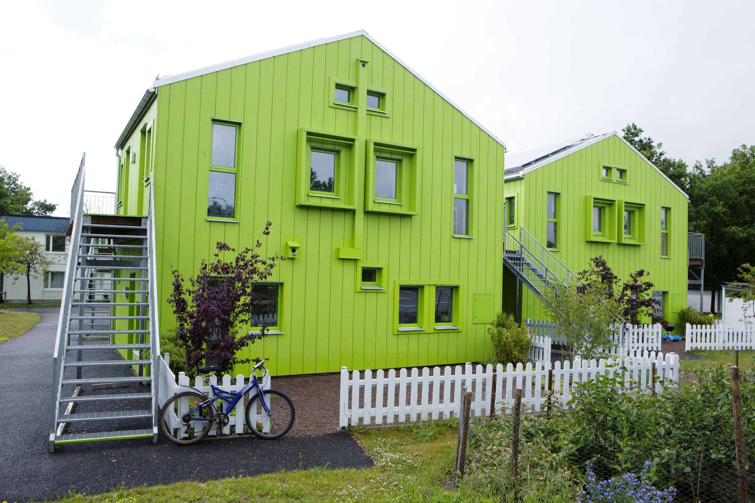 In Lund, Sweden, Some Students Have Had A Compact Living