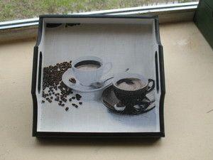 Tazas de Café (fondo blanco)