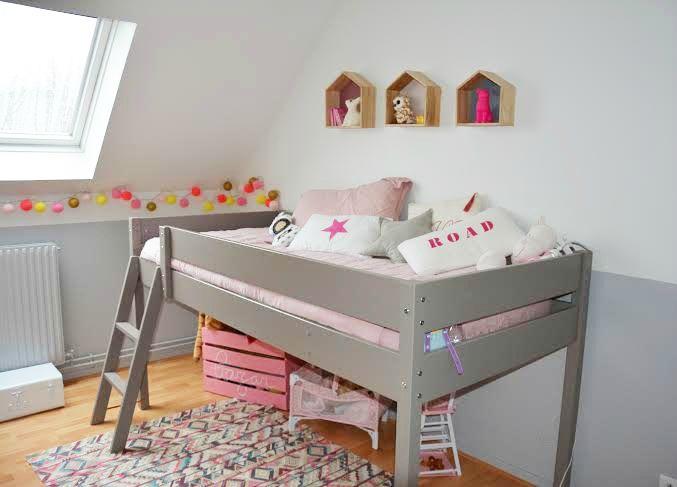 decoration chambre petite fille 6 ans – visuel | Chambre fille ...
