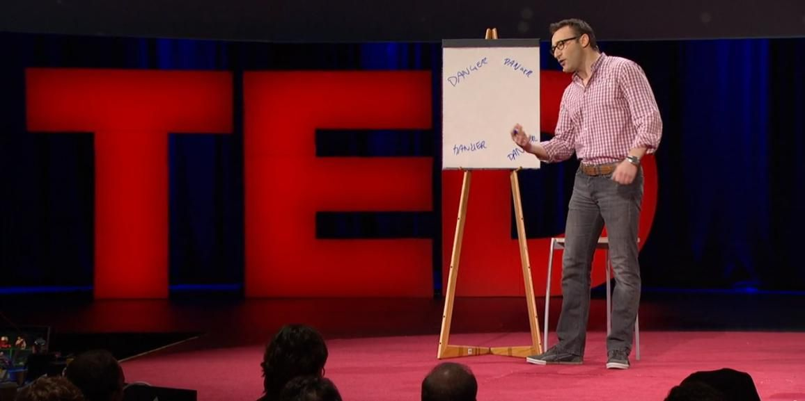 Simon sinek ted talk why