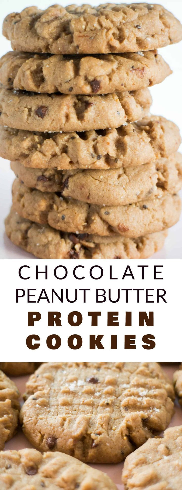 Peanut Butter Protein Cookie Recipe