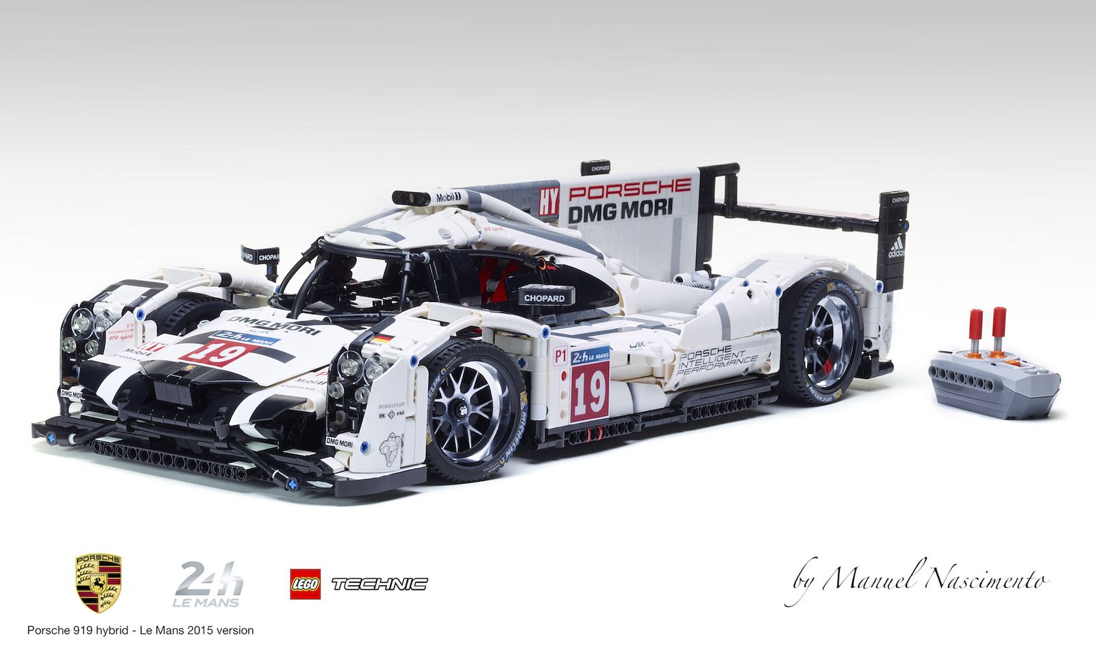 lego technic porsche 919 le mans 2015 v le mans lego technic and lego. Black Bedroom Furniture Sets. Home Design Ideas