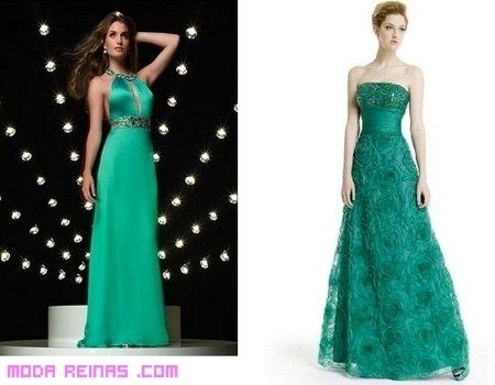 vestidos de novia color verde esmeralda - buscar con google