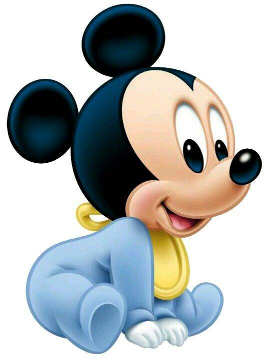 Mickey Baby Mickey Mouse Mickey Mouse Baby Shower Baby Disney Characters
