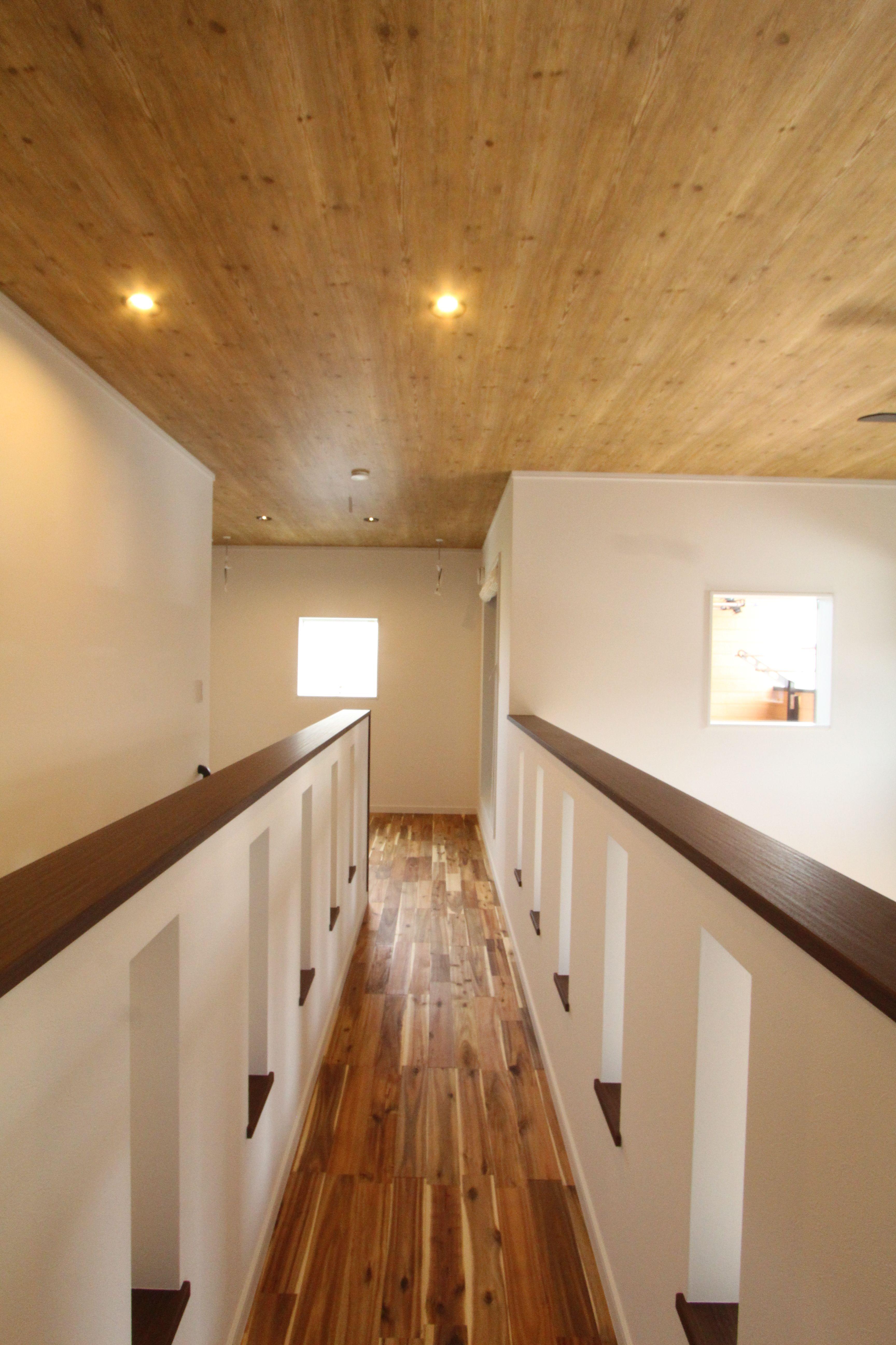 Bridge 室内ブリッジ 天井 壁紙 インテリア ブルー 家