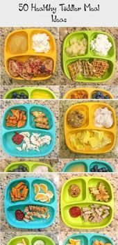 50 Healthy Toddler Meal Ideas  Healthy Food Need some healthy toddler meal ideas Here are 50 kidfriendly ideas for breakfast lunch  dinner to inspire you if youre stuck i...