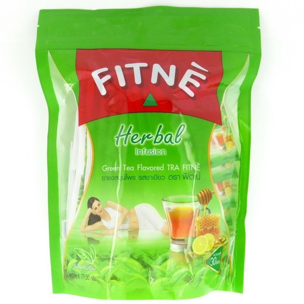 fitne herbal tea slimming weight loss fat burning laxative