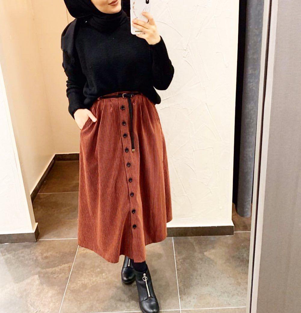 Girls Dz On Instagram Winter Skirt Fashion Fashion Modest Outfits