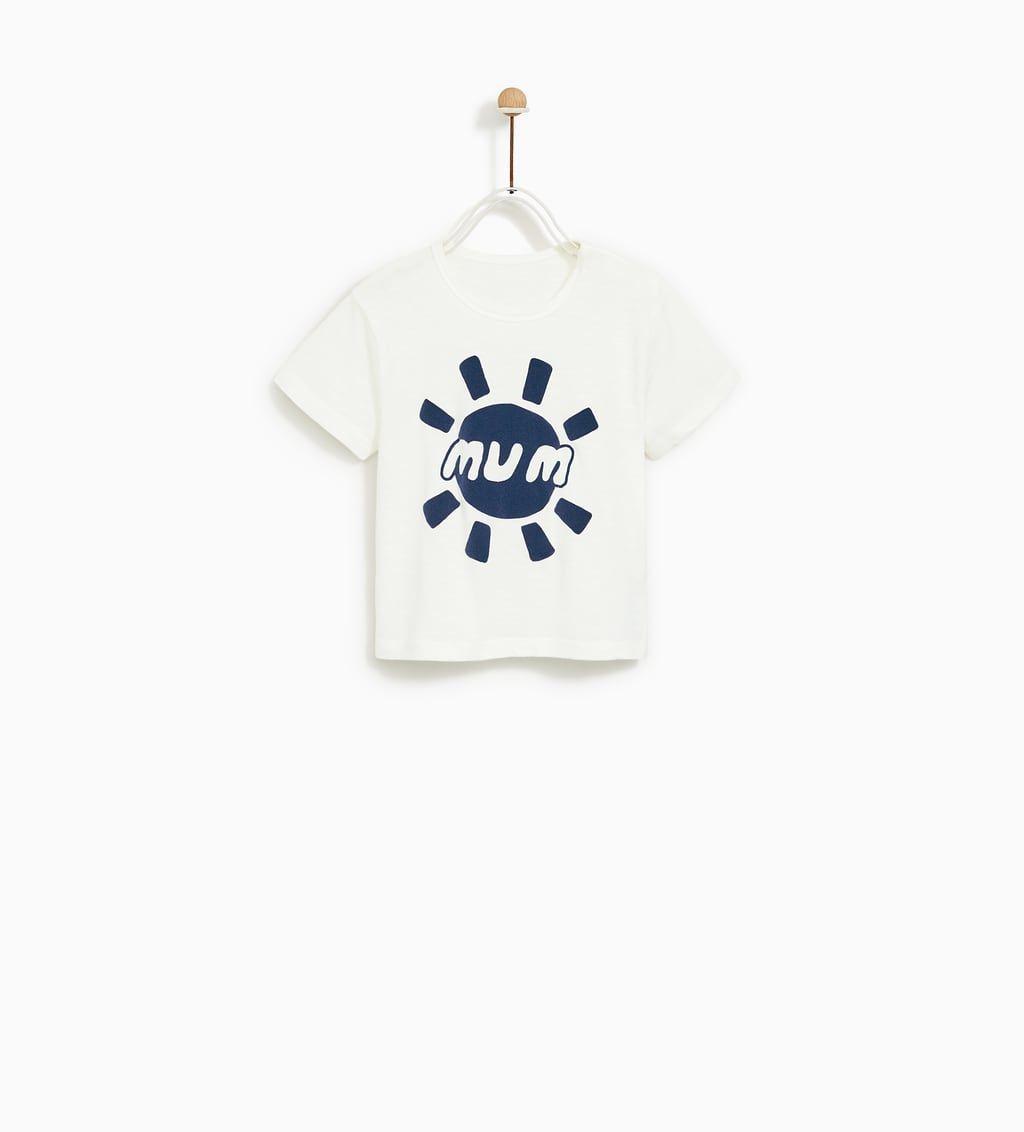 d0a87996 Image 2 of 'MUM' T-SHIRT from Zara   F_Xss_Cookie park   Shirts ...