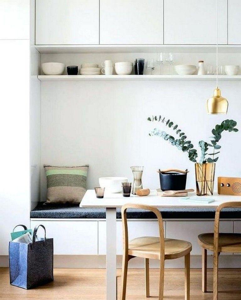 Dining Room Corner Decorating Ideas Space Saving Solutions: 50+ Incredible Space-Saving Corner Breakfast Nook