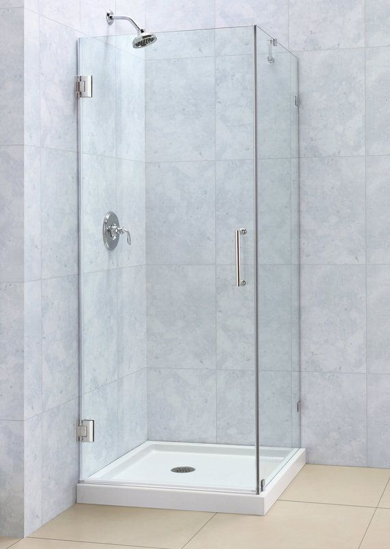 Dreamline Radiance 30 With Images Frameless Shower Enclosures