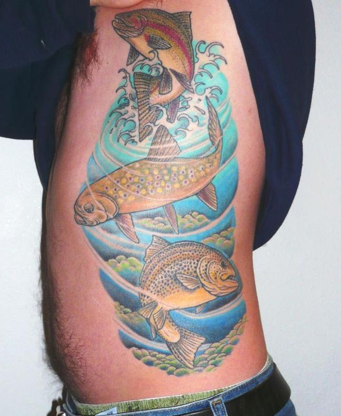 Hunting and Fishing Tattoos pictures 032