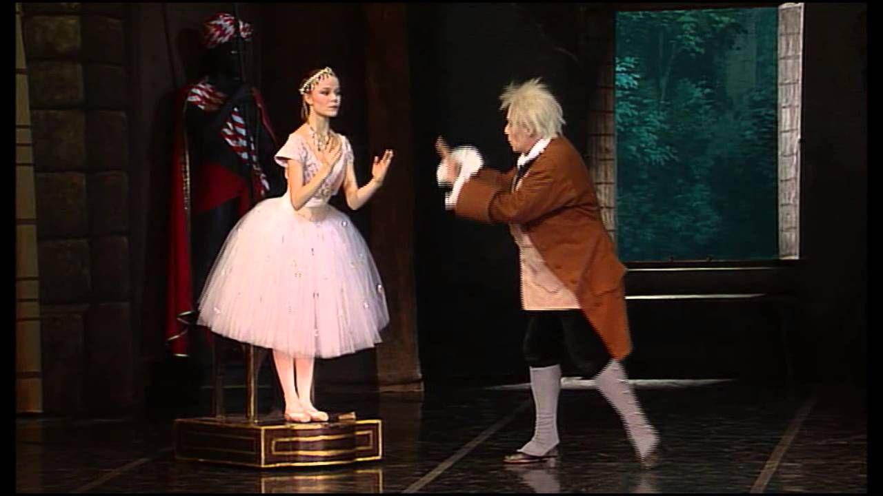 2- Ballet Clássico: Coppélia