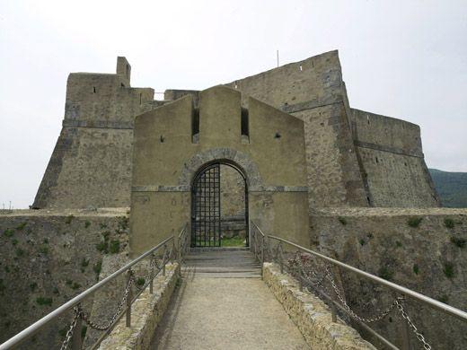 Porto Ercole, Forte Stella (Monte Argentario)