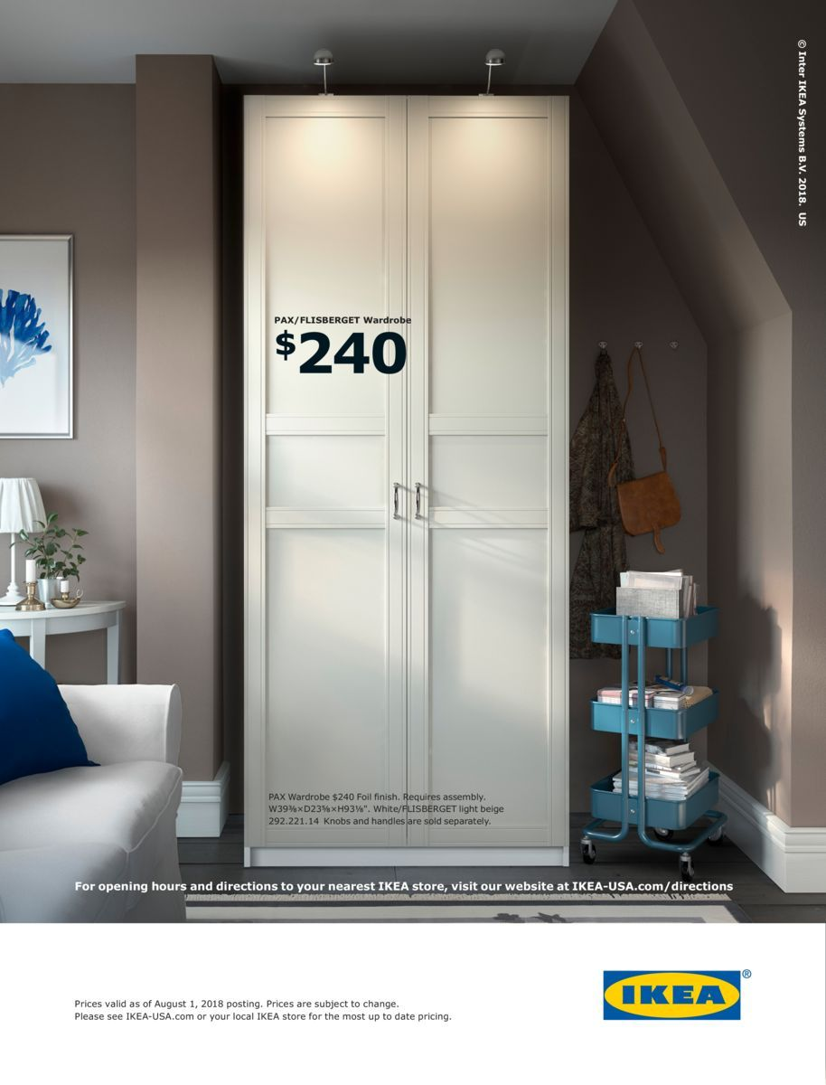 Shop At Ikea Guarantees Services And Online Planning Ikea Wardrobe Brochure 2019 Ikea Wardrobe Ikea Ikea Usa