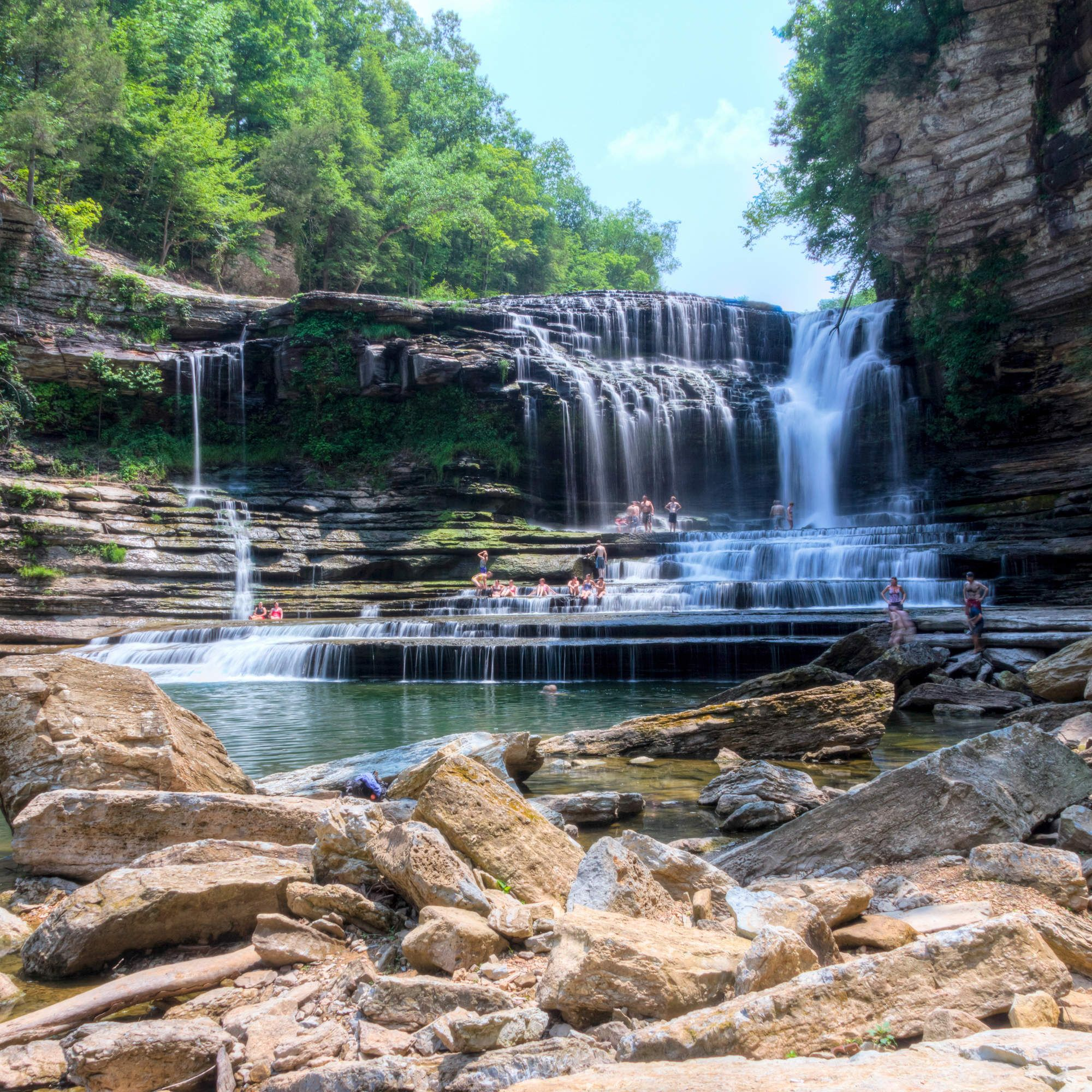 Waterfall Hikes Near Denver Colorado: The 11 Best Waterfall Hikes Around Nashville, Ranked By