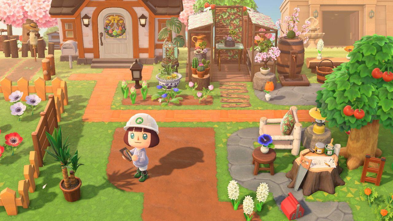 ナナセ On Animal Crossing Animales Y Decoracion De Exteriores