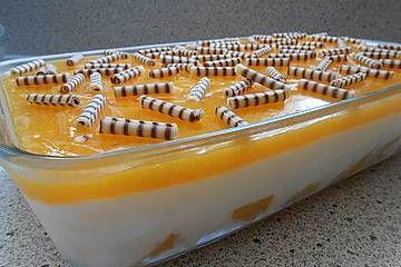 Solero Dessert #einfachernachtisch
