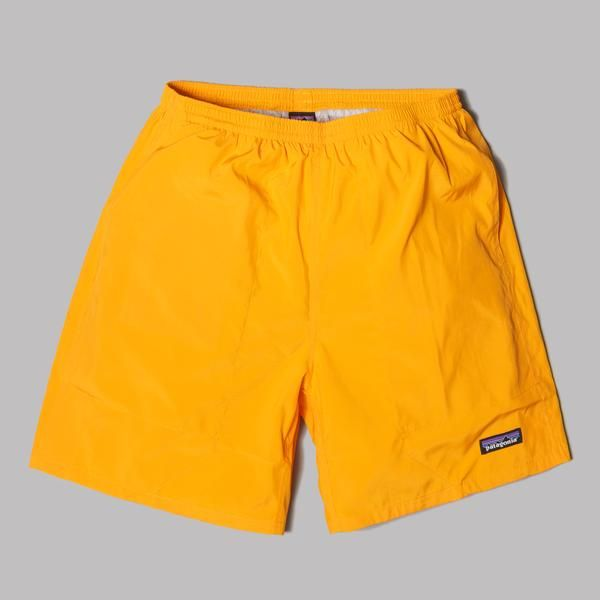 classic swimming trunks - Yellow & Orange Patagonia Discount Pictures 47qeFTCLkr